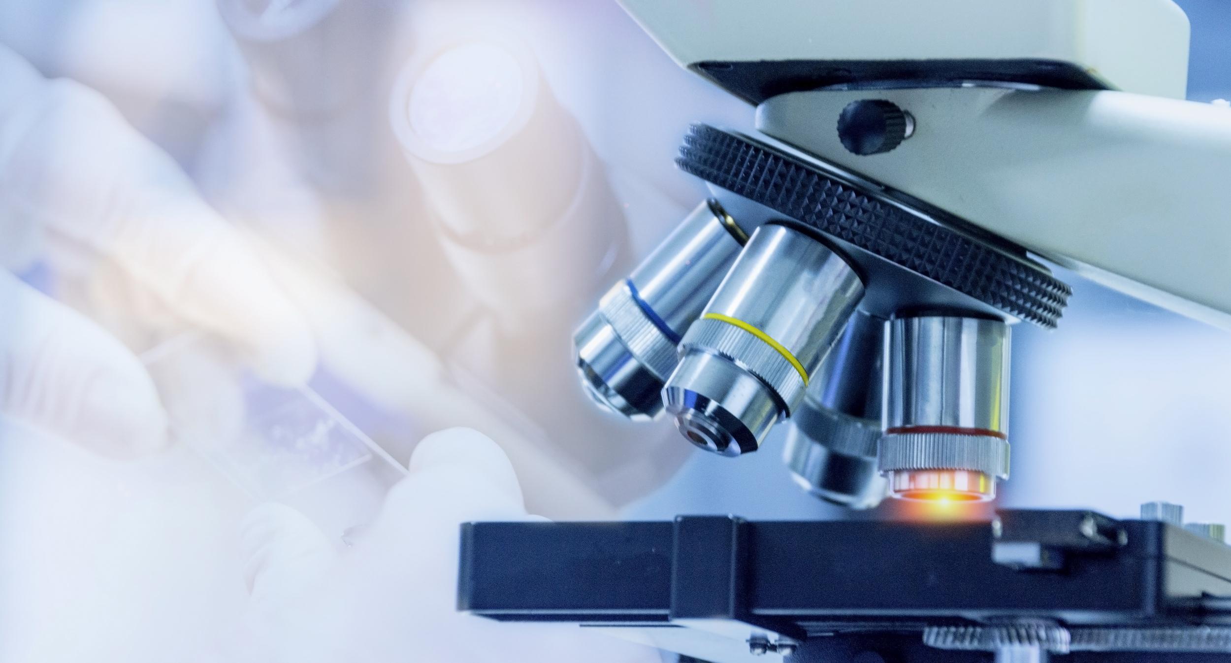 M7R Biomolécules microscope